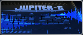 free techno samples Jupiter 6