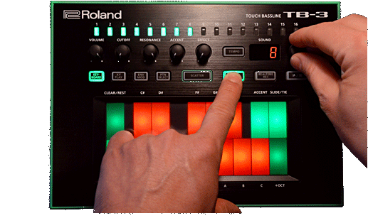 TB-3 how pattern length