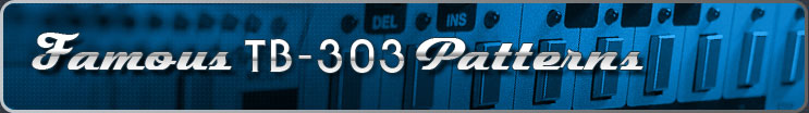 famous Aira TB-3 patterns